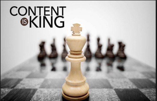 quản trị nội dung website - khi nội dung là vua