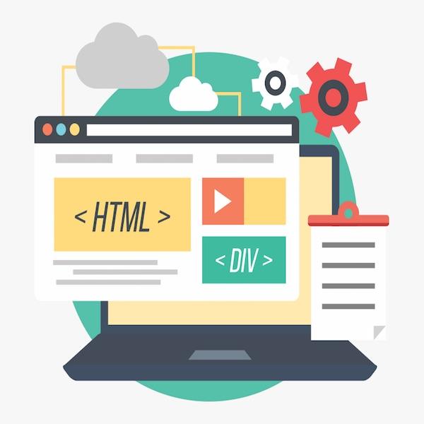 Cấu tạo và thành phần của một website