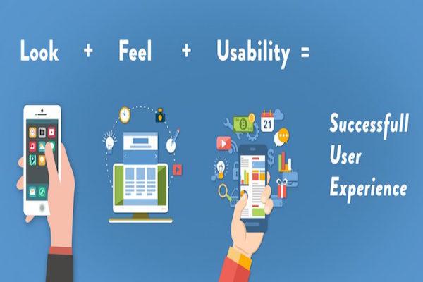 UX - UI ảnh hưởng rất lớn đến chiến lược website marketing