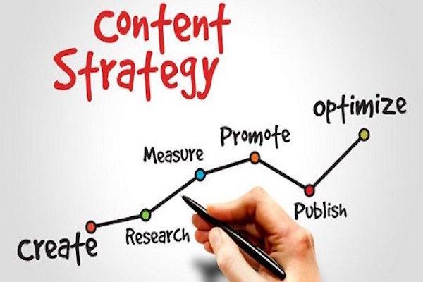 Xây dựng lộ trình phát triển nội dung dài hạn cho website