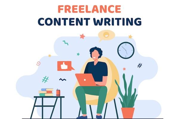 Content Writer làm việc tự do (Freelance Writer)