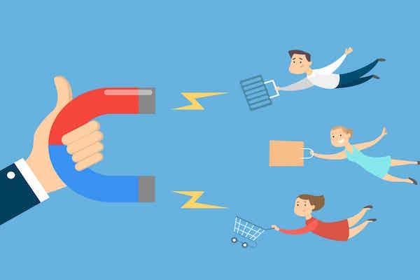 Content bán hàng theo AIDA bước 1 - Phải gây được sự chú ý